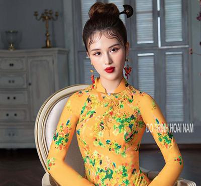 XU HƯỚNG ÁO DÀI CƯỚI 2020   Áo Dài Đỗ Trịnh Hoài Nam